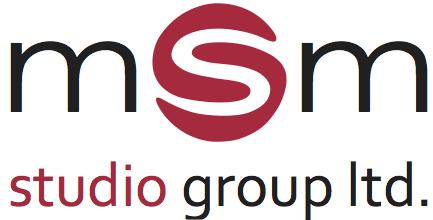 MSM studio Group logo
