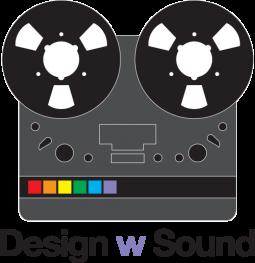 Design w Sound Logo